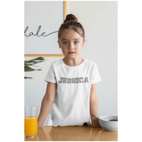 Tshirt met naam