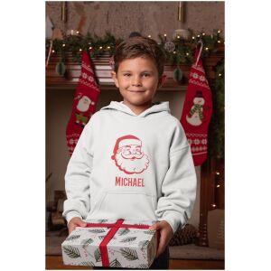Kerst hoodie met naam