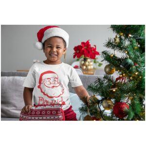 kerst tshirt met naam