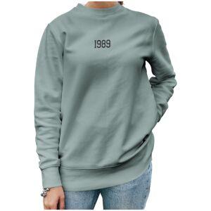 sweater organic sage geboortejaar