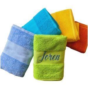 Handdoek borduren met naam2